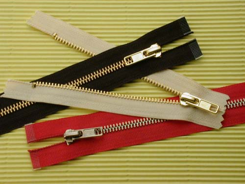 Metal Zippers TSF-207